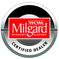 Milgard Certified Dealer